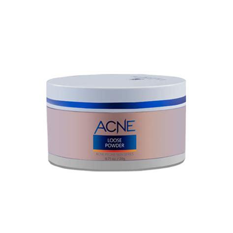 Bedak La Tulipe Acne Powder acne powder produk la tulipe cosmetique
