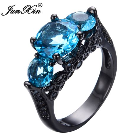 popular mens aquamarine ring buy cheap mens aquamarine