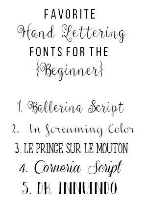 typography for beginners 1000 ideas about lettering fonts on