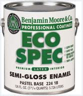eco spec paint eco friendly paint options eco spec by benjamin moore
