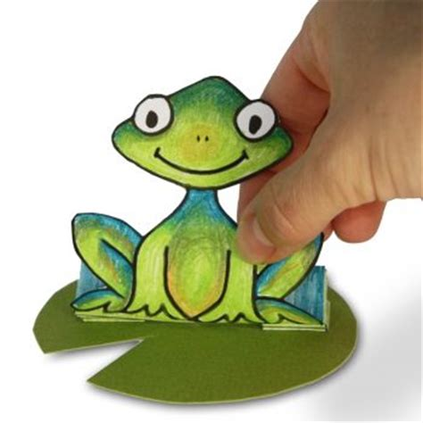 frog archives family crafts