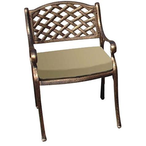 patio furniture dc dc america la jolla patio chair bronze walmart