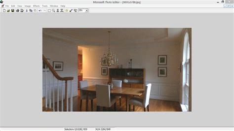 danish modern dining room   small furnishings