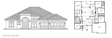 florida floor plans for new homes new home plans florida house design plans