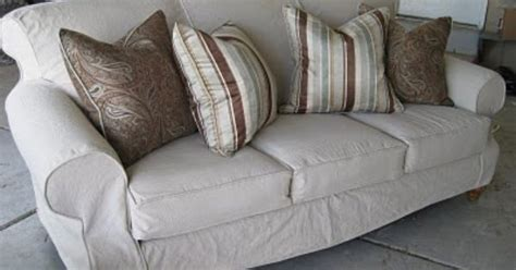 slipcovers made from drop cloths couch slipcover made from drop cloth for the home