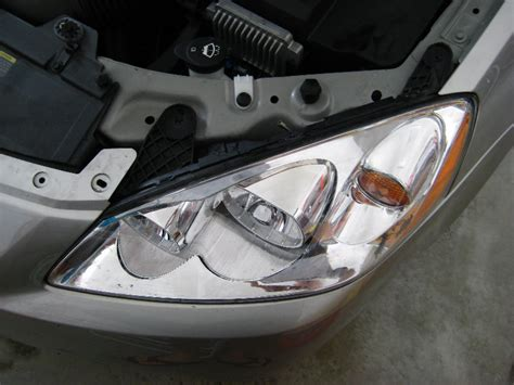 Pontiac G6 Headlight Replacement by G6 Headlight Bulbs Replacement Guide With Pictures Pontiac