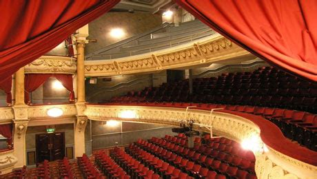 layout of grand opera house york theatre tour grand opera house york atg tickets
