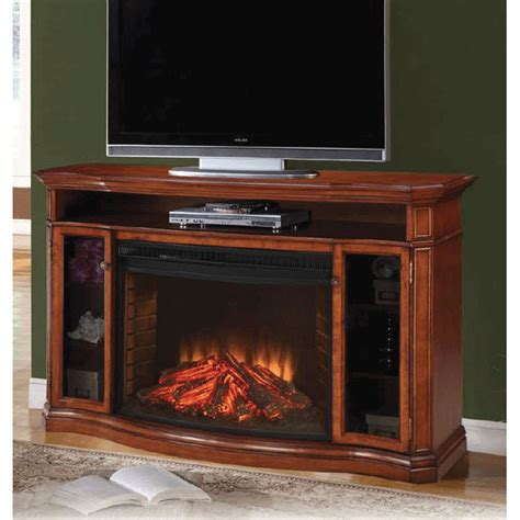 Tv Stands With Electric Fireplace Object Moved
