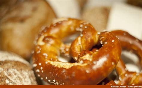 cuisine allemande recettes bretzel recette allemande du petit de la