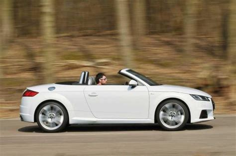 Audi Z4 by Luxury Convertibles Tested Audi Tt Roadster Vs Bmw Z4
