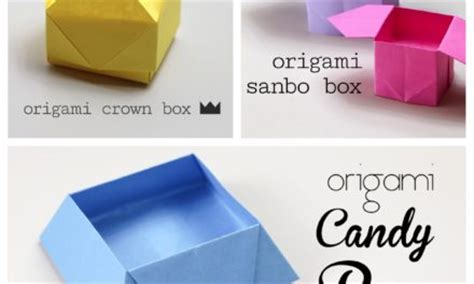 Origami Ring Box - origami ring box for s day paper kawaii
