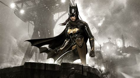 wallpaper batman knight batman arkham knight batgirl wallpapers hd wallpapers