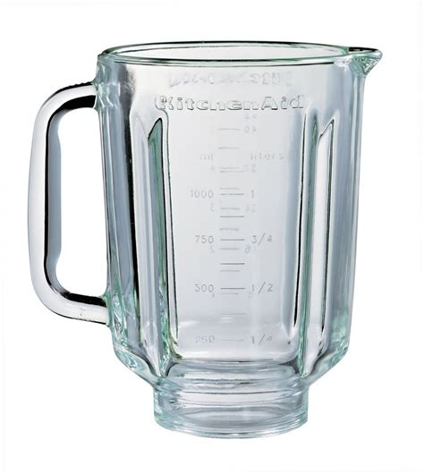 Kitchenaid Blender Glass Jug Kitchenaid Spare Glass Jug For Blender 5ksb52 Ebay