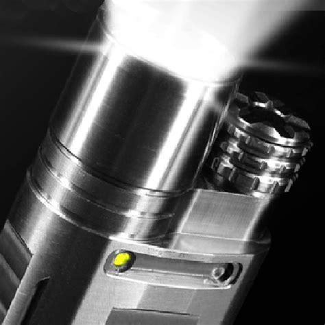 Niteye Zip20 Ti Senter Led Cree Xm L U2 300 Lumens niteye zip20 ti cree xm l u2 300lumen titanium led flashlight alex nld