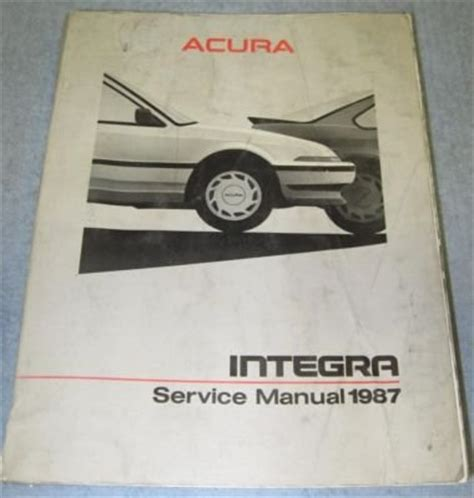 service manual owners manual 1996 acura integra 1996 1996 acura 1996 1998 acura exhaust gasket bosal acura exhaust acura car gallery