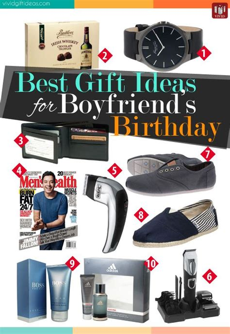 best gift ideas for boyfriend s birthday the mag gifts