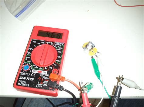 how to test a tv resistor bench testing fuel gas mods and rods tv