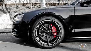 Audi Aftermarket Rims Cec Wheels Shows An Audi A8 Doing Donuts With Bernie