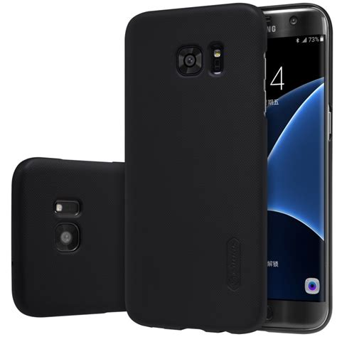 Nillkin Frosted Shield Samsung 2 nillkin frosted shield for samsung galaxy s7 edge black jakartanotebook