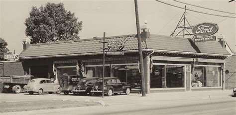 Bros Rosela rivard brothers ford dealership history