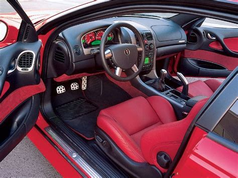 06 Gto Interior by Rank Pontiac Car Pictures