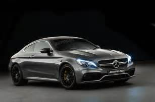 Mercedes C63 Amg Sedan 2016 Mercedes Amg C63 Coup 233 Revealed Kwiknews