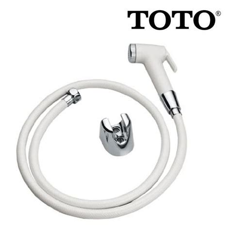 Shower Spray Toto toto thx20 nbw shower spray white jet shower dengan