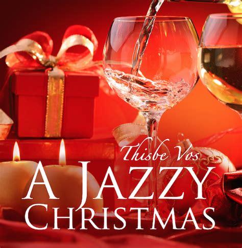 jazzy christmas album thisbe vos