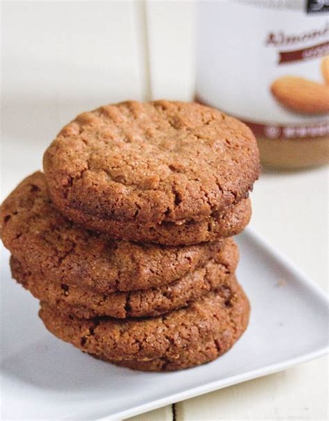 Butter Cookiest Almond spiced almond butter cookies the wannabe chef