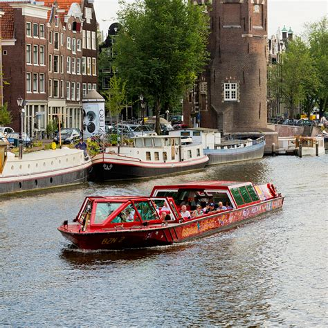 on a boat off enjoy hop on hop off boat amsterdam tours tickets