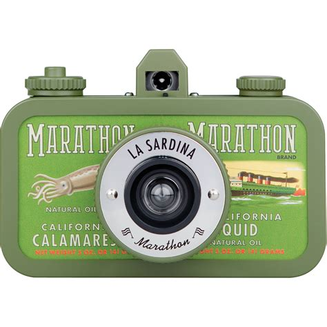 la sardina camera lomography la sardina marathon camera 300 b h photo video
