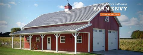 Pole Barn With Apartment Plans pole buildings pole barn builder lester buildings
