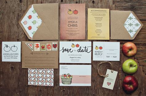 earth themed wedding invitations foodie wedding invitations by yours is the earth green