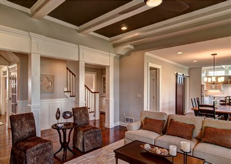 living room tray ceiling meadowview model galleryfarinelli construction inc