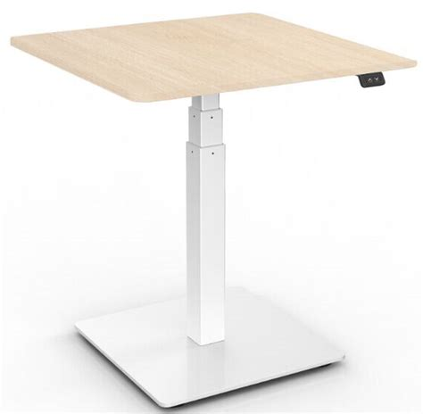 adjustable height desk legs one leg electric height adjustable desk edesk height