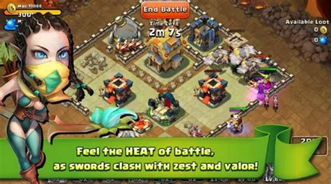 castle clash android castle clash free android app free android apps