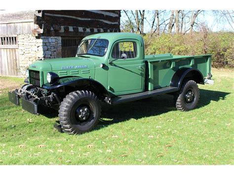 powerwagon for sale 1946 power wagon dodge truck for sale autos post