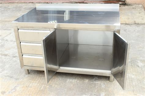 stainless steel kitchen cabinets for sale high quality stainless steel commercial kitchen cabinet