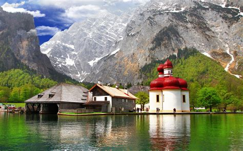 Most Beautiful Parks In The Us by 1 Berchtesgaden Hd Wallpapers Backgrounds Wallpaper Abyss