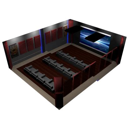 acoustic panels  bass traps  home theater acoustimac
