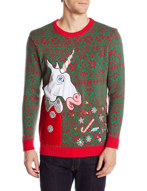 ugly christmas sweater with lights awesome ugly christmas sweaters to delight and horrify