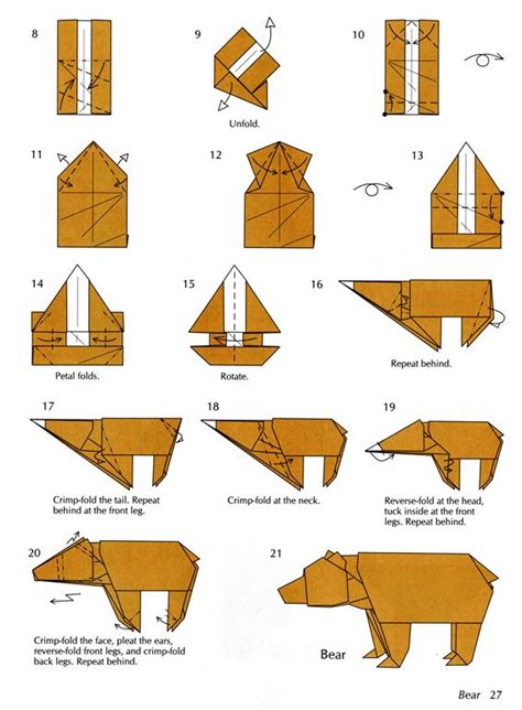 Origami Intructions - 25 best ideas about origami on