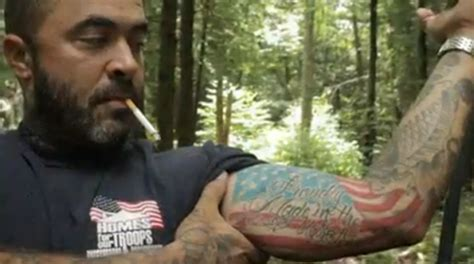 aaron lewis tattoos aaron lewis is a country boy