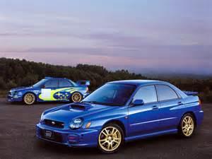 Subaru Wrx 02 Subaru Impreza Wrx 2000 02