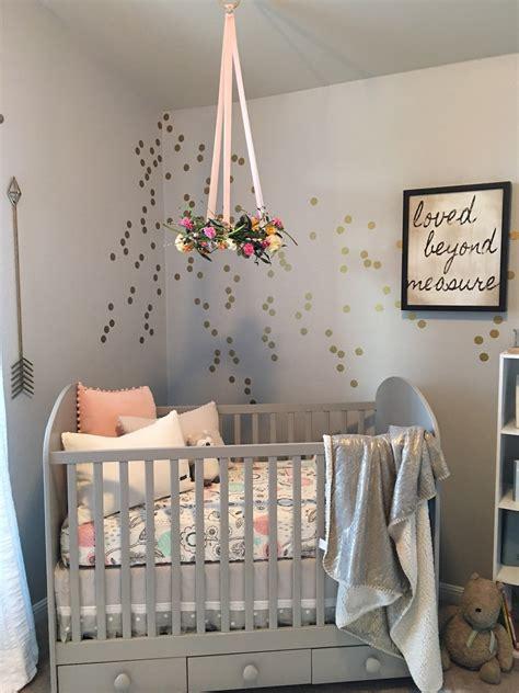 Where To Buy Nursery Decor Nursery Trend Floral Wreath Mobiles Floral Wreath And Nursery