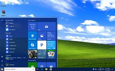 microsoft themes new windows xp themes for windows 10 build 14393 by new