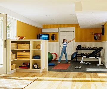 how to work out in your bedroom basement remodeling ideas home workout rooms and exercise
