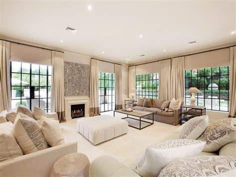 cream living room ideas 36 light cream and beige living room design ideas
