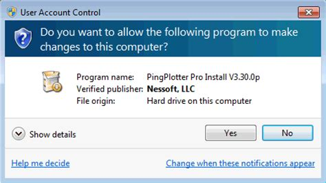 installing xp uac configuring windows 7 for a limited user account
