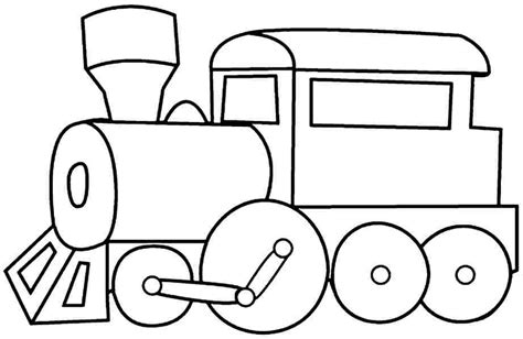 preschool coloring pages transportation printable free colouring pages transportation train for